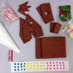 Gingerbread House Kit Del Ray