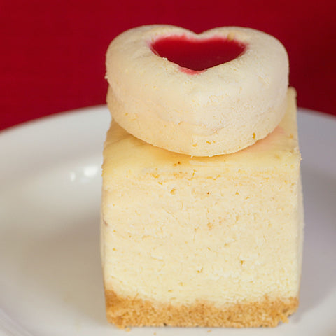 Heart Cheesecake DR