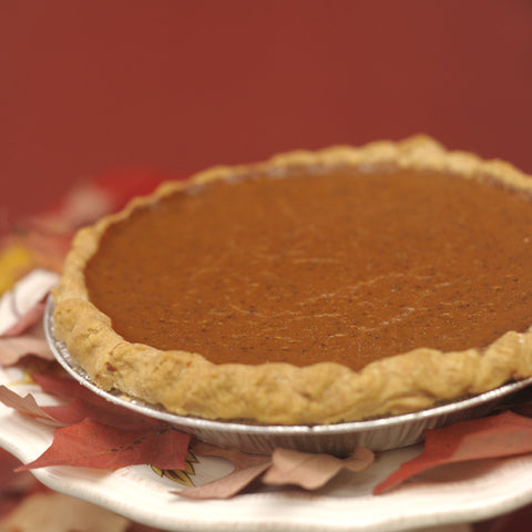 Pumpkin Pie DR
