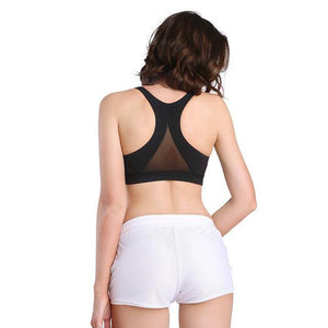 Stretch Sports Bra - Golden Hart