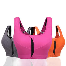Load image into Gallery viewer, Stretch Sports Bra - Golden Hart
