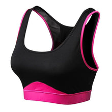 Load image into Gallery viewer, Quickly Dry Breathable Sports Bra - Golden Hart