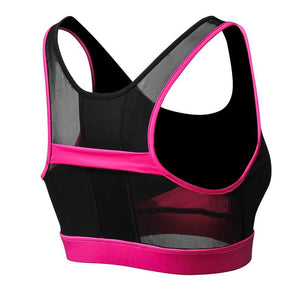 Quickly Dry Breathable Sports Bra - Golden Hart