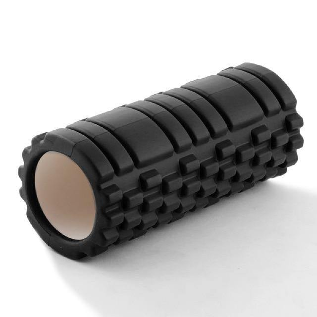 Yoga Pilates Foam Roller - Golden Hart
