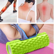 Load image into Gallery viewer, Yoga Pilates Foam Roller - Golden Hart