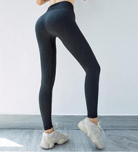 Load image into Gallery viewer, Fitness Yoga Leggings - Golden Hart