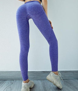 Fitness Yoga Leggings - Golden Hart