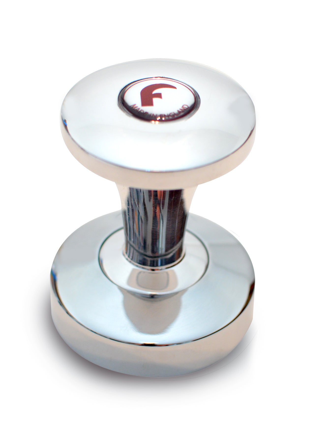 Polished Alloy Fracino Coffee Tamper