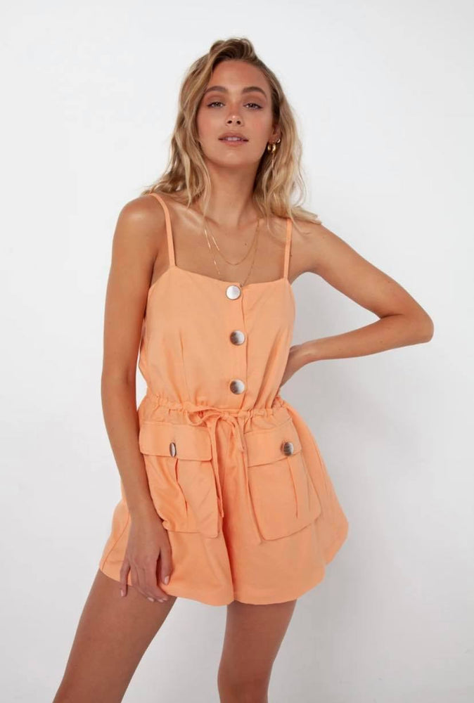 Charger l'image dans la galerie, Madison The Label - Jumpsuit court