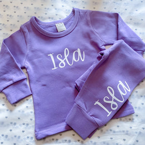 Personalised Tommy Tracksuit - Grey