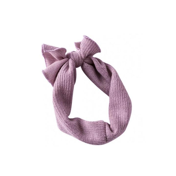 Knot Ribbed Headband (5 colours)