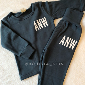 Personalised Initials Loungewear (7 Colours)