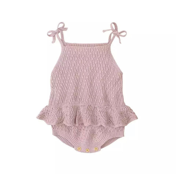 Penelope Knitted Romper (3 colours)