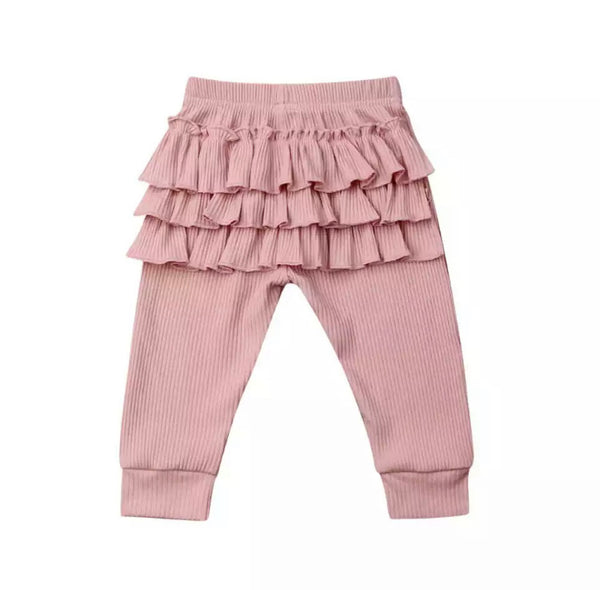 Frilly Leggings (3 colours)