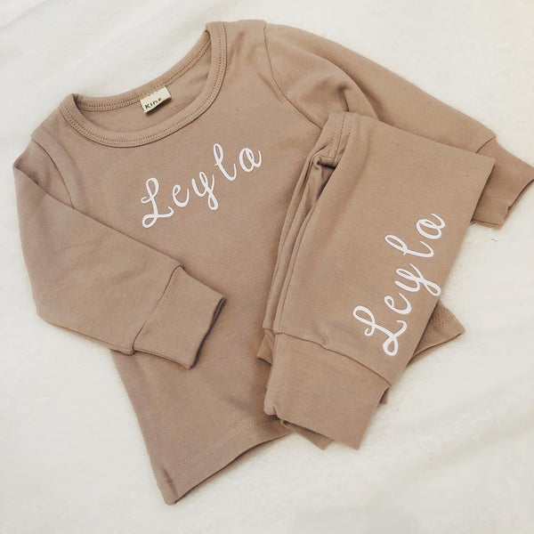 Personalised Loungewear (7 Colours)