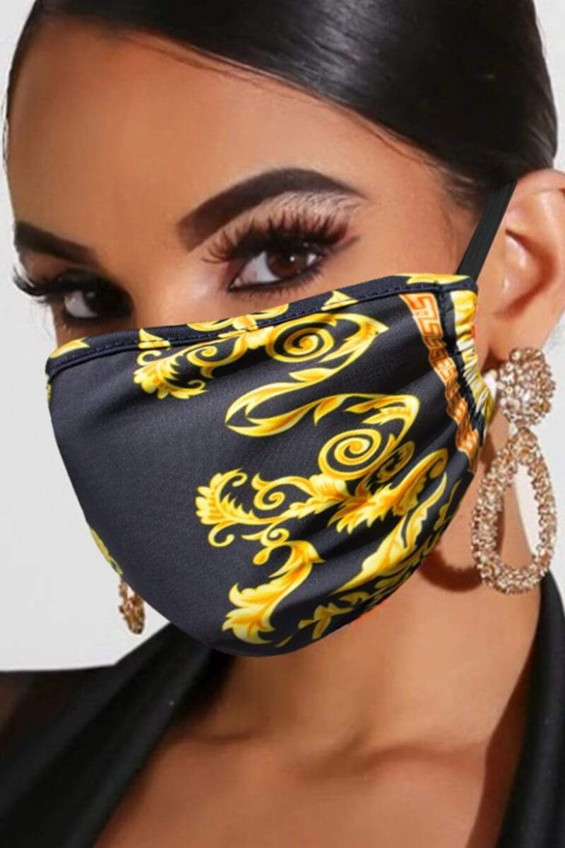Casual Basic Dustproof Face Protection