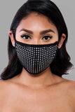Fashion Printed Design Face Protection