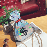 Fashion Casual Printed Crossbody Bag