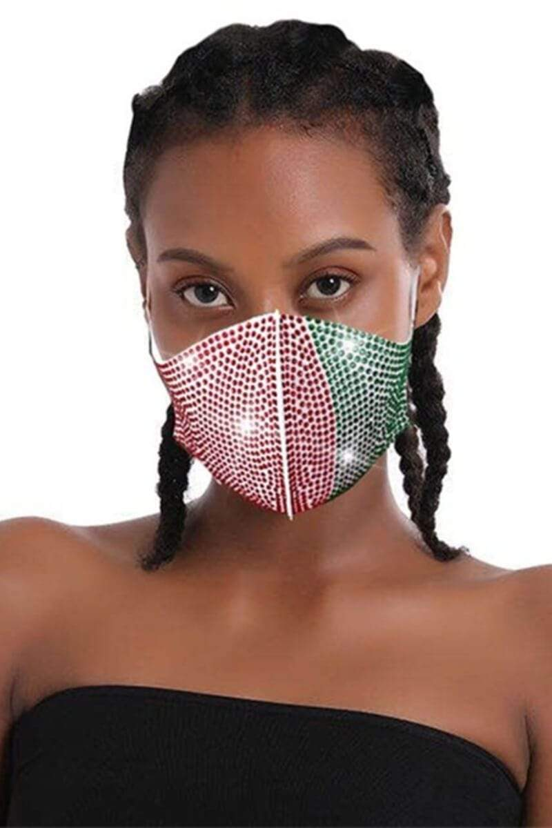 Fashion Casual Print Face Protection
