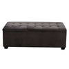 Artiss Storage Ottoman Blanket Box Foot Stool Velvet Chest Toy Large Rest Couch