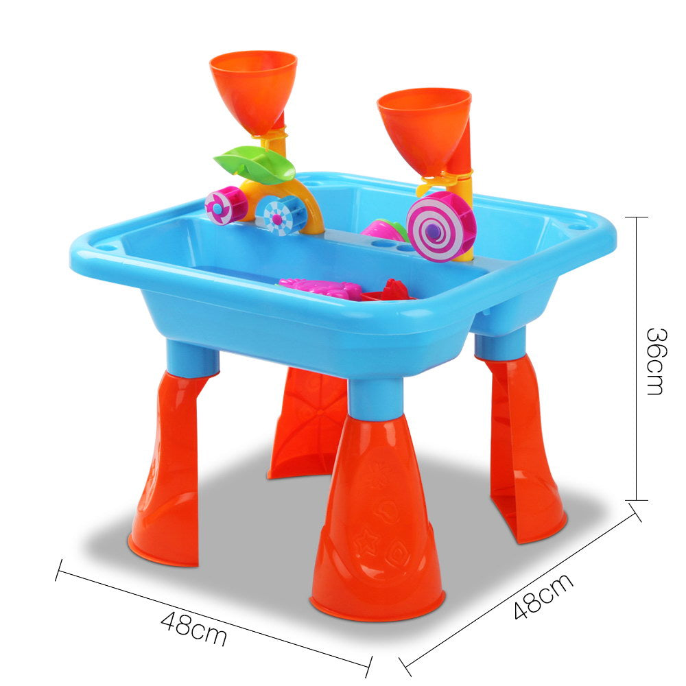 23 Piece Kids Play Table Set