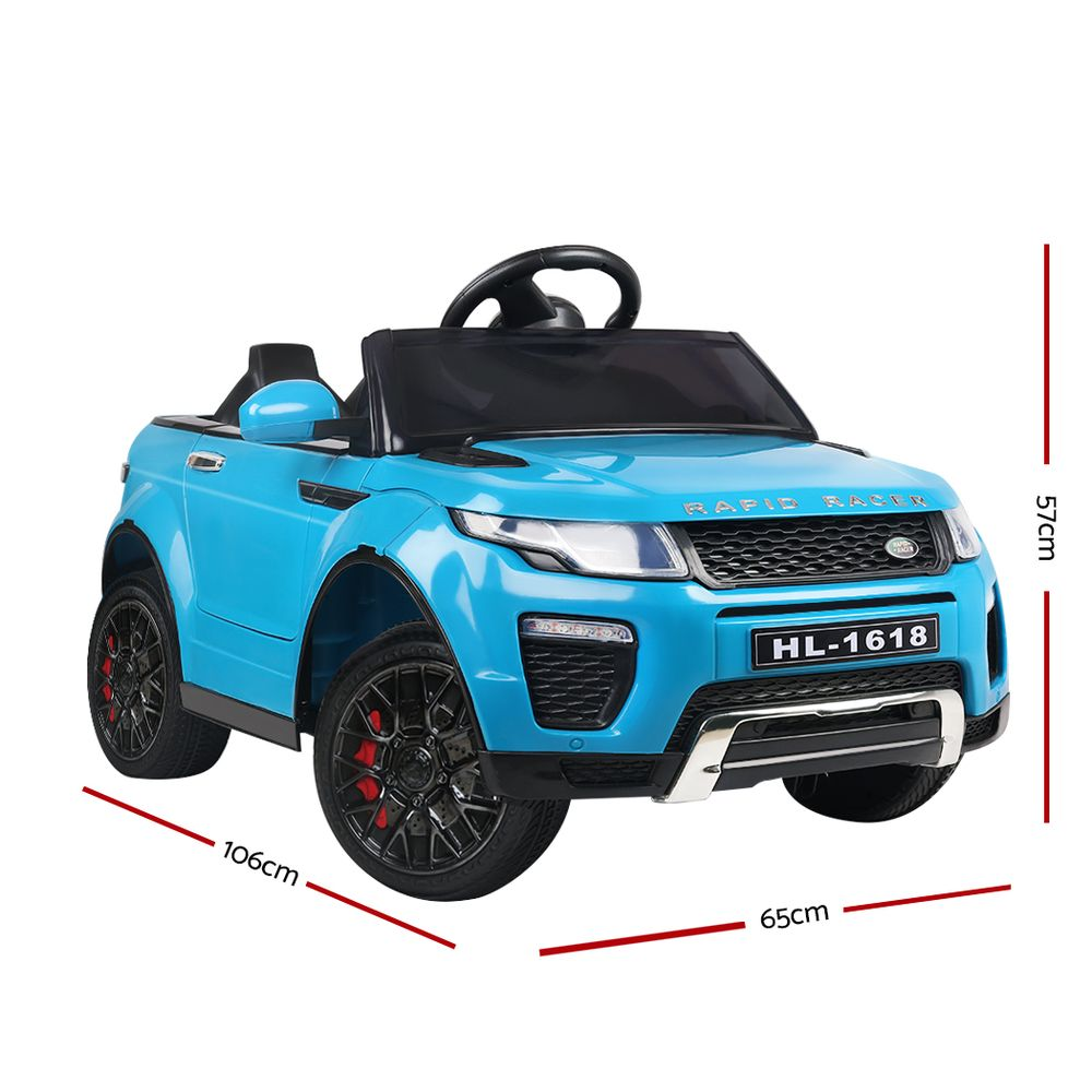 Kids Ride On Car  - Blue