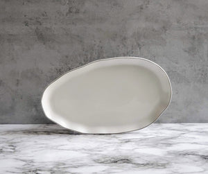 Royal Oval Serving Plate