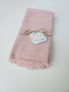 Rustic Gauze Napkin - Set of 4