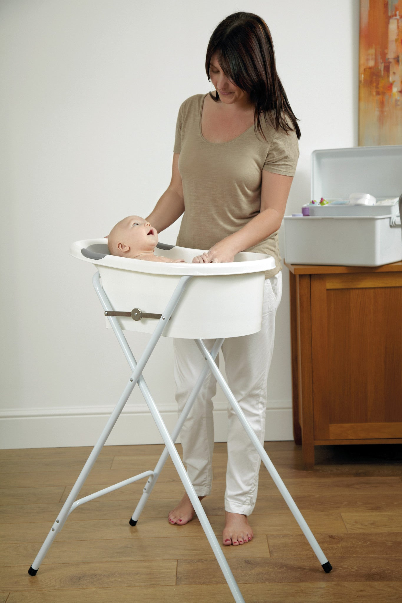 Tippitoes Mini Bath Stand - buybaby