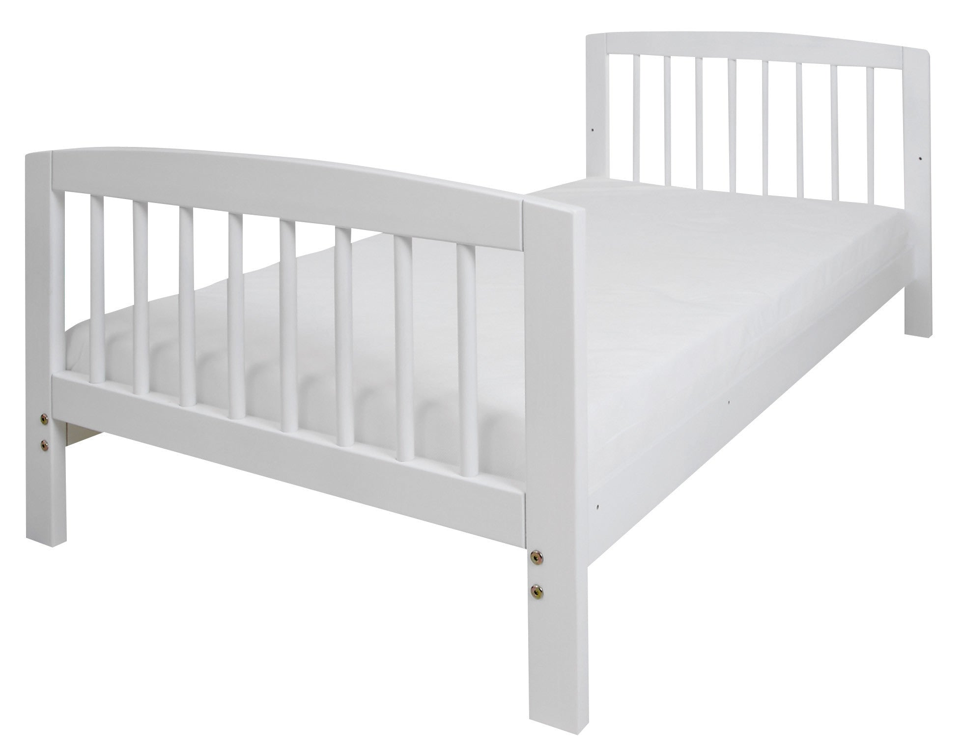 Baby bed extension uk -  Tippitoes Foam Cotbed Mattress Fits With Tippitoes Toddler Bed Buybaby Co Uk