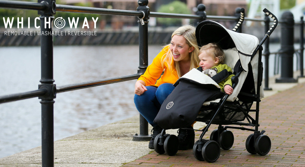 Which Way Reversible Pushchair