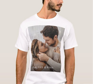 Custom Photo Quality T-Shirts