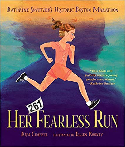 Her Fearless Run AUTOGRAPHED