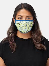 The Pigeon Face Mask YOUTH/TEEN SIZE