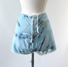 Vintage 80's Wrap Around Shorts L - Bombshell Bettys Vintage