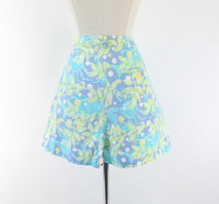 Sweet Blue Crabby Lilly Pulitzer Bermuda Shorts 14 L