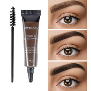 Eyebrow Cream with Brush Kit