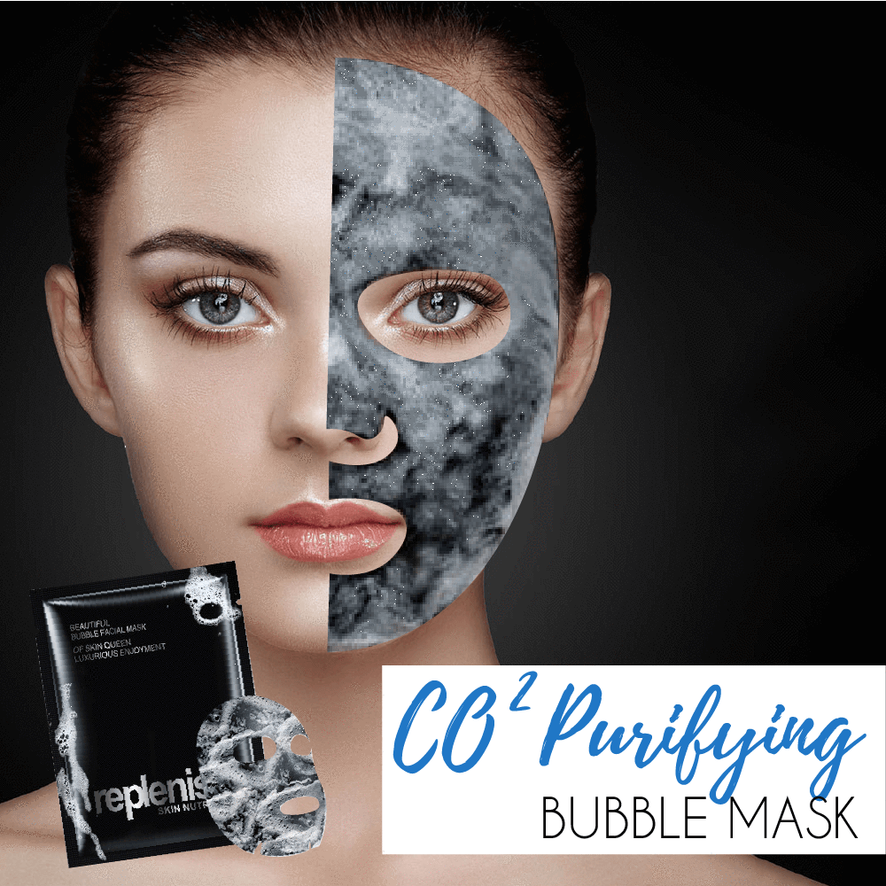 CO2 Purifying Bubble Mask (Set of 5)