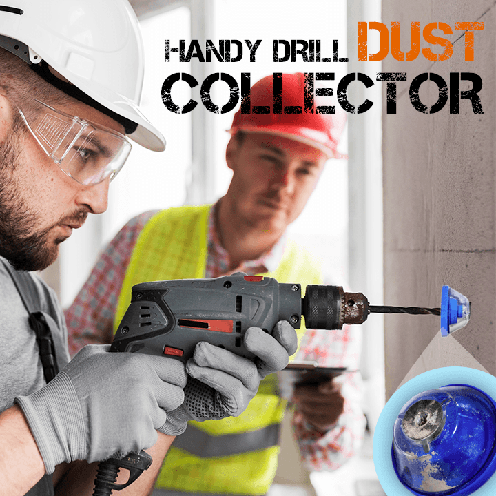Handy Drill Dust Collector