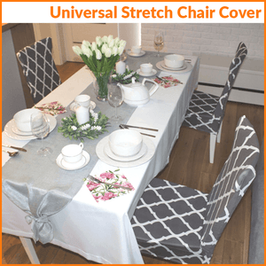 Universal Stretch Chair Cover