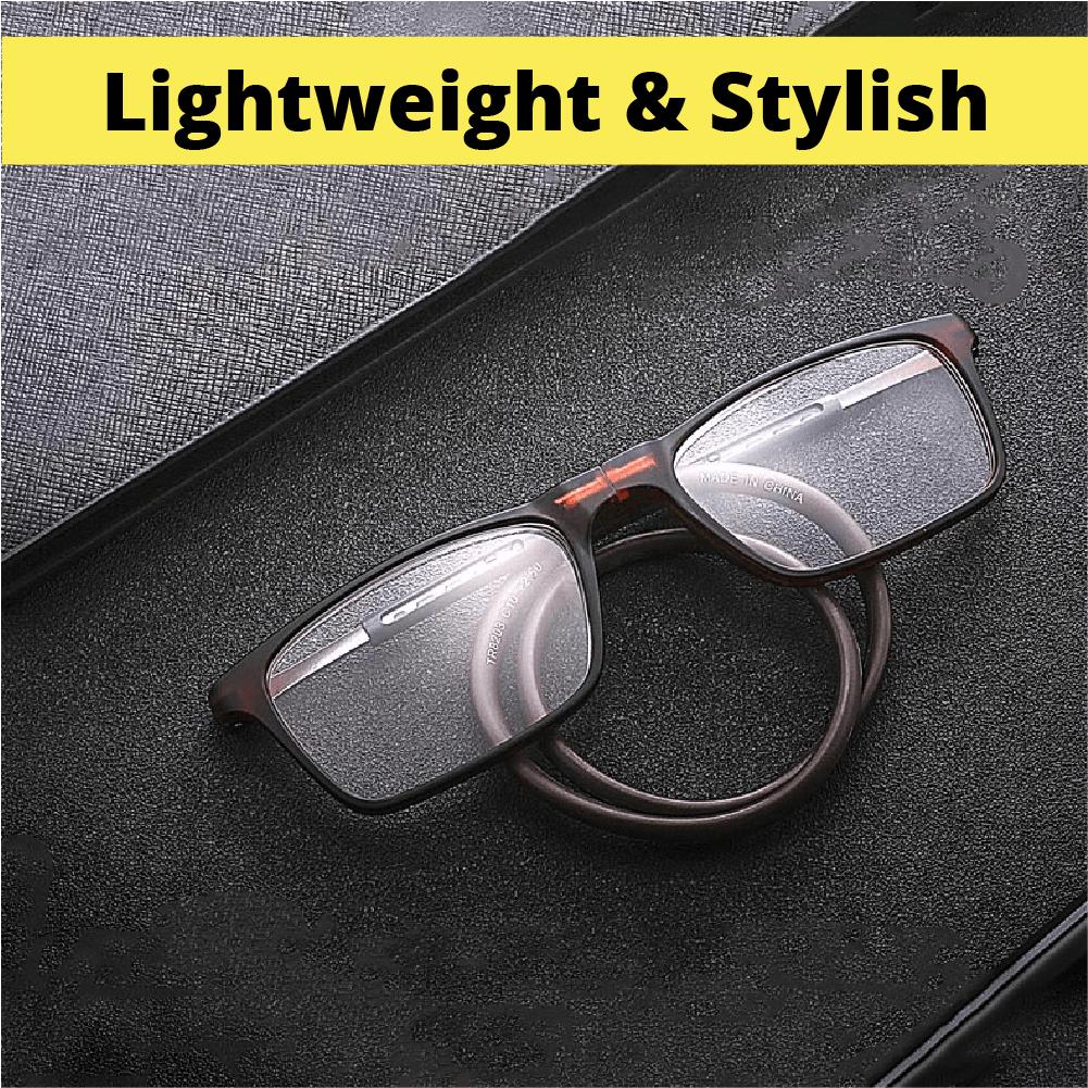 Magnetic Front Connect Reading Glasses