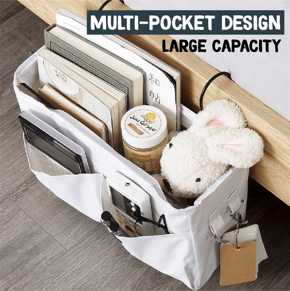 Multi-Pocket Hanging Organizer