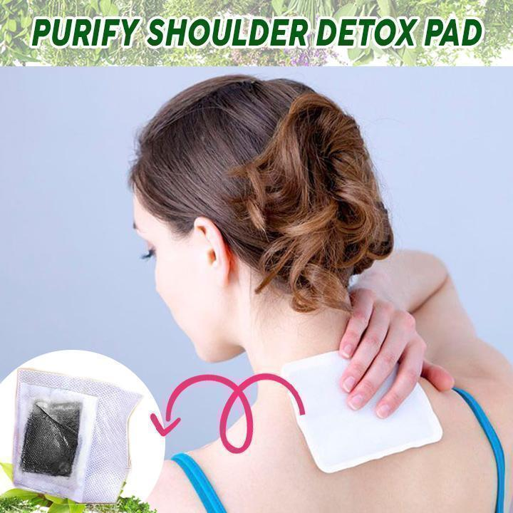 Purify Shoulder Detox Pad (Set of 10)