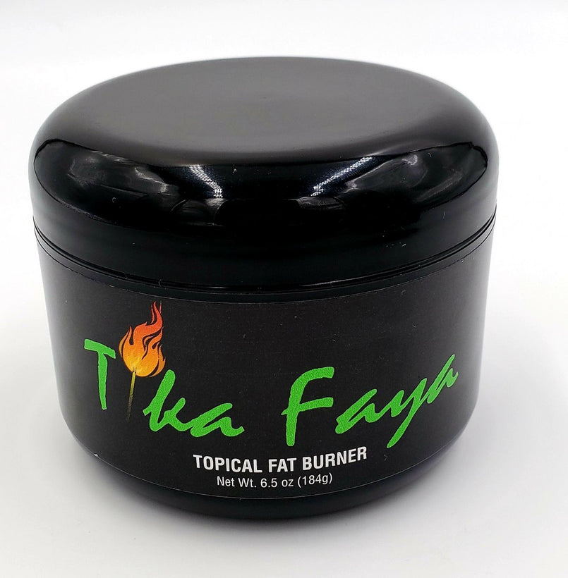 TOPICAL FAT BURNER