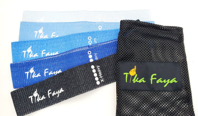 TIKA FAYA WORKOUT HIP BAND SET