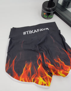 Women short fire shorts