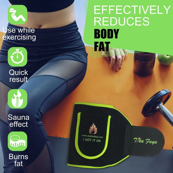 TIKA FAYA WAIST TRIMMER