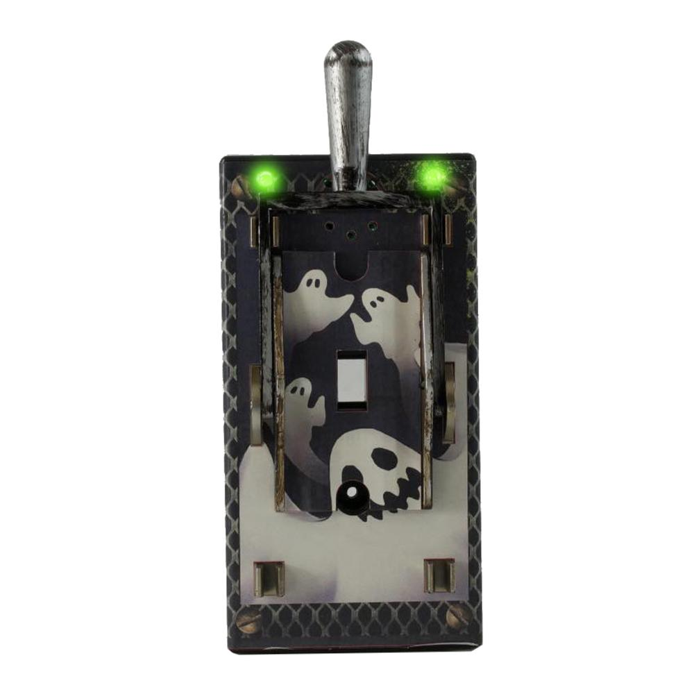 Electric Light Switch Cover - Ghost