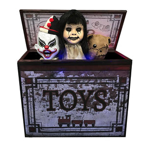 Halloween Pop Up Toy Box