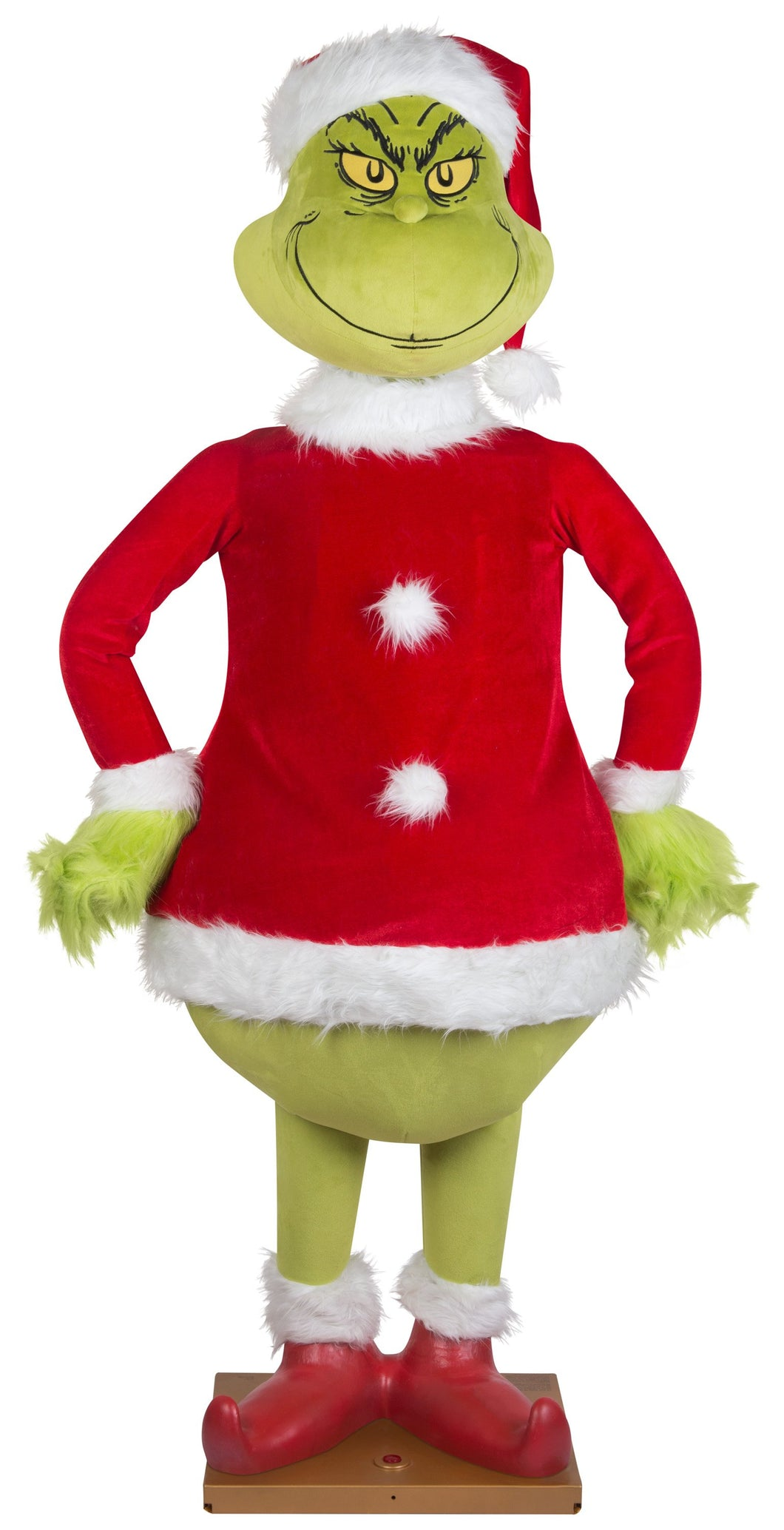 Gemmy Life Size Animated Grinch
